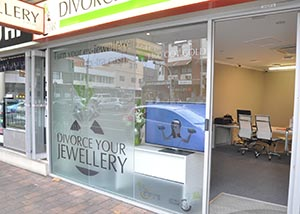 Divorce your Jewellery Neutral Bay_exterior