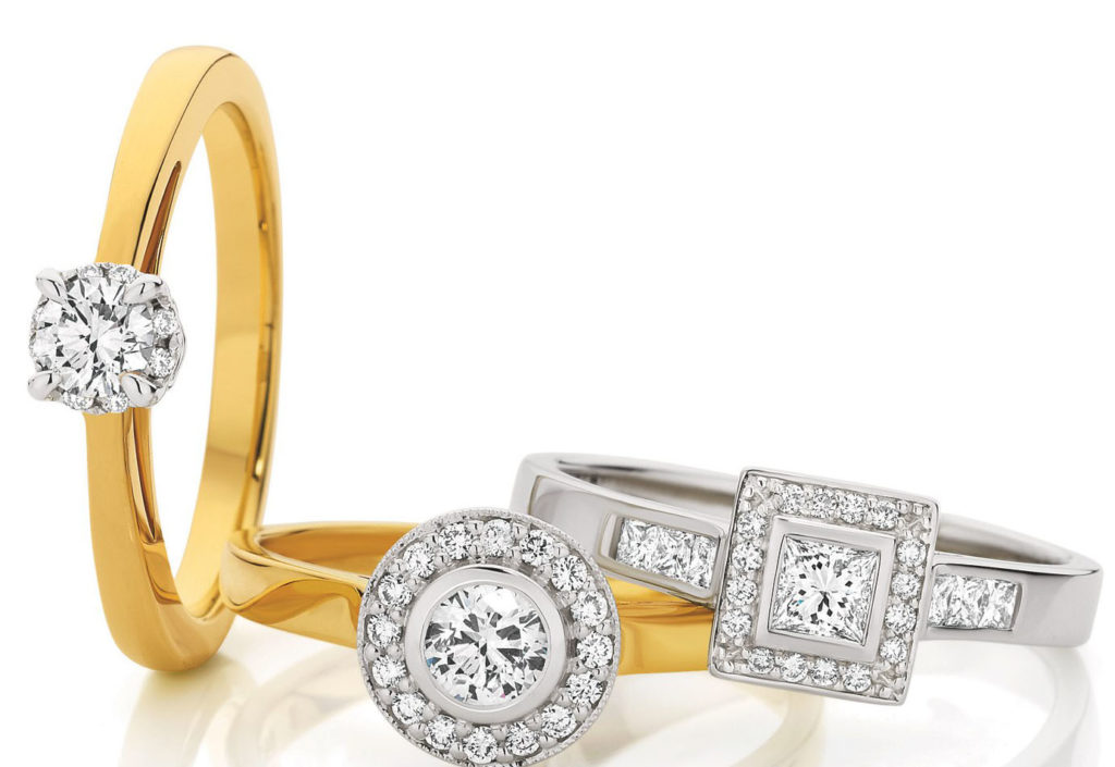Sell engagement rings