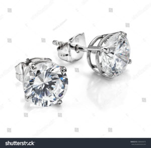 Sell diamond earring or sell diamond stud earring s for more at Divorce your Jewellery Sydney or Australia-wide PostSafe.