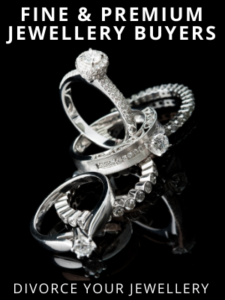 Sell premium jewellery or fine diamonds at Divorce your Jewellery