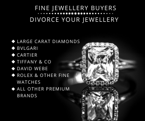 sell premium diamonds & jewellery or sell fine jewellery at Divorce yuor Jewellery