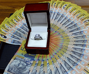 Divorce your Jewellery Postsafe get cash for unwanted jewellery_complete the process